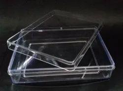 Crystal Recto Small Chocolate Box