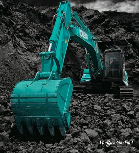 Kobelco Excavator Sk220xdlc