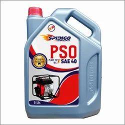 SAE 40 Pumpset Oil