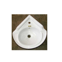 Angle Back Wash Basin