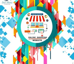 E Commerce Website Design Service, With Online Support