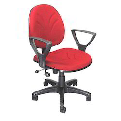 Workstation Cushion Red Chairs
