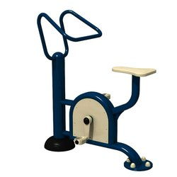 Outdoor Bicycle Gym Equipment