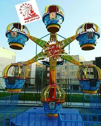 Jayant Wheel Rides