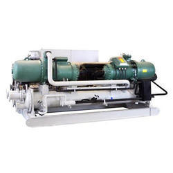 MS Reciprocating Water Cooled Chiller