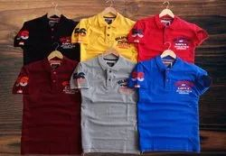 Superdry Round Men Polo T-Shirt
