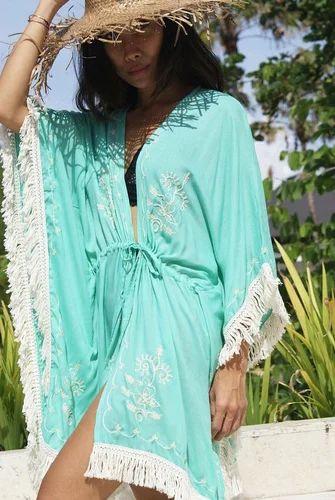 dd18f65d69d designer beach wear dresses - Exclusive Embroidered Beachwear ...