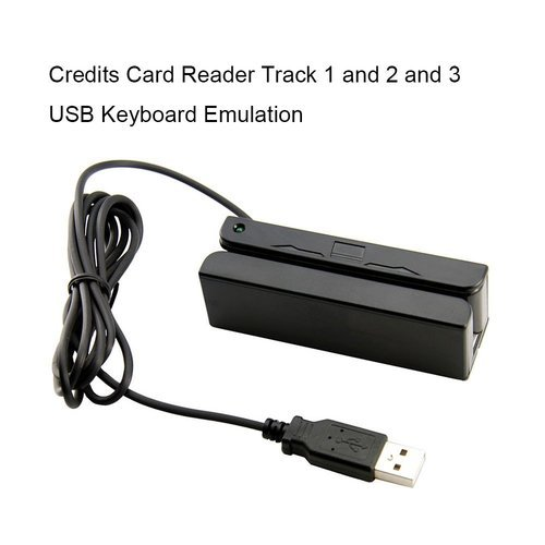 Usb credit card reader not working
