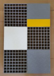 FRP Mesh Type Grating