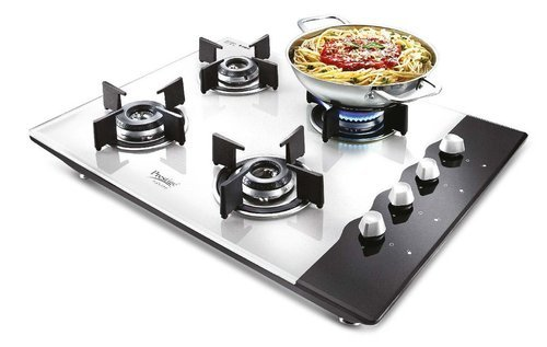 Prestige Four Burner Gas Stove