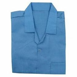 Polyester Antistatic ESD Aprons for Laboratory