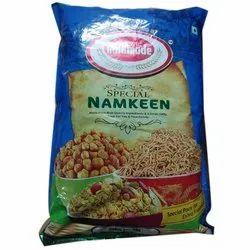Milkmade Hing Masala Hing Papadi Salted Snacks, Packaging Type: Bag