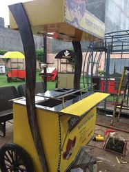 hand push cart Tapoori Foods ( Hand Push Food Cart), hand push small food cart