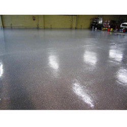 Commercial Building PU Flooring Service