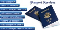 Pass Port Registration Service