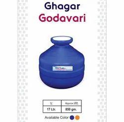 Horslay Plastic Ghagar Godavari (17Liter)