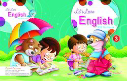 Let's Learn With English Class 3