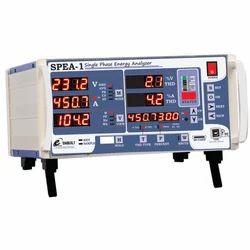 Harmonic Single Phase Energy Analyzer