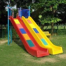 Outdoor Roller Slide