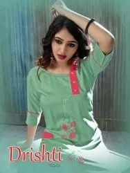 Daily Wear Heavy Rayon Stylish Kurti Collection