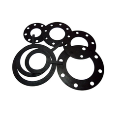 Round Nitrile Rubber Gaskets, Thickness: 2.5-6.5 Mm, Packaging Type: Polybag