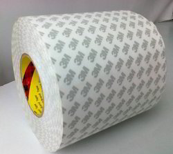 Transparent 3M Double Sided Tissue Tape (91091)