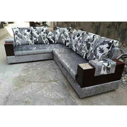 Cushion Back Designer Sofa Set