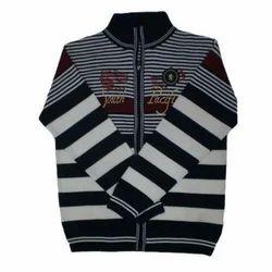 Full Sleeve School Uniform Sweater