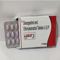 Desogestrel and Ethinylestradiol Tablets