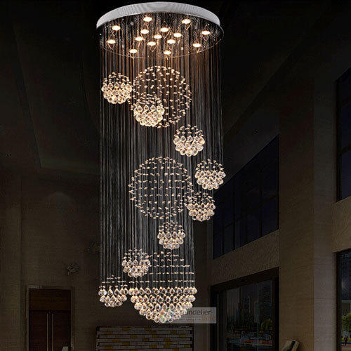 Traditional staircase chandeliers rs 30000 piece kumar lighting traditional staircase chandeliers aloadofball Gallery
