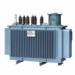 Three Phase Dry Type/Air Cooled Kirloskar Power Transformers, for Industrial
