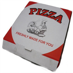 12 Inch Printed Paper Pizza Boxes