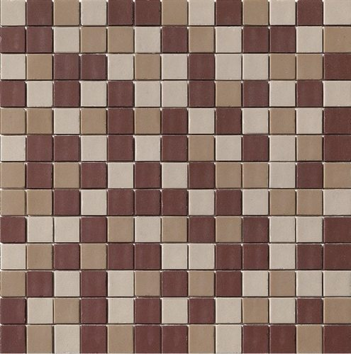 Matte Finish Glass Mosaic Kitchen Tiles