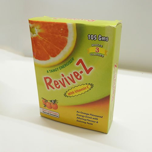 Tangy Energiser Orange Flavoured Energy Drink
