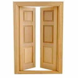 Satguru Wood Works Wooden Panel Door