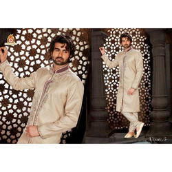 Heavy Designer Sherwani with Churidar