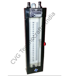 Metalic Body U Tube Manometer