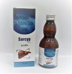 Cyproheptadine 2mg Tricholine 275 Mg