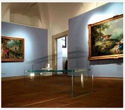 Semplice Vetrogiardini Glass Furniture