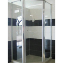 Frameless Shower Cubicle