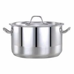 Stainless Steel High Cook Pot