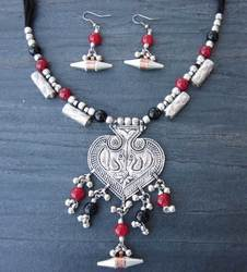 Banjara Amulet Charm Bollywood Womens Fashion Set