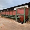 Rjs Engineering Auto Feeder For Coir Industries, Dead Slow
