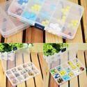 15 Compartment Multipurpose Plastic Box