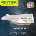 Ventair Kitchen Chimney Ocean 3G (SS)