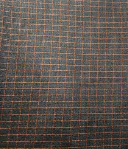 Reflugent Chex & Plain Fabric