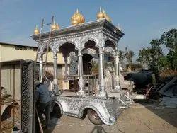 Fiber Temple chariot