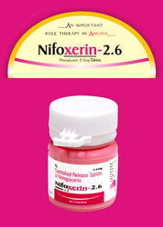 Nitroglycerin 2.6 mg
