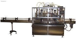 Edible Oil Filling Line, Capacity: 1200 To 1400 Bpm