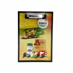 Zandu Paper Clip Board
